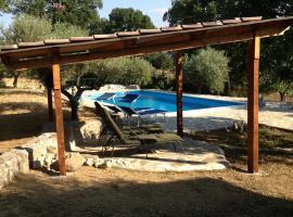 Landgoed Pettirosso, Senise