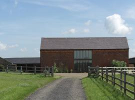 Handley Barn, Silverstone