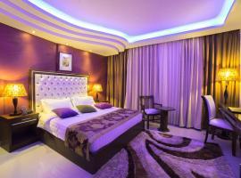 P Quattro Relax Hotel, Vadi Musa