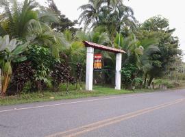 Cabinas Palmeras Lodge, Tigre
