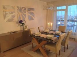 Luxury apartment, panoramic view in Riga, Riga