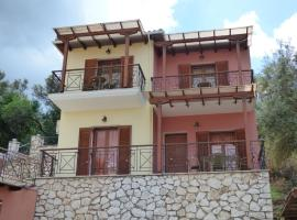 Apartments Villas Eleni, Nikiana