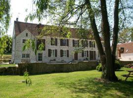 Chambre d'Hôte Moulin du Ru, Aulnoy