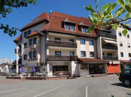 City Hotel Mark Michelstadt, Michelstadt