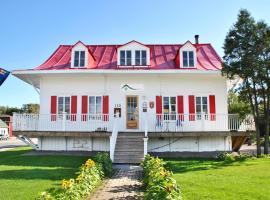 Auberge de Saguenay- La Maison Price, Saguenay