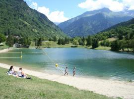 Vacances en Vanoise