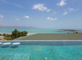 Plai Laem Sea View Villa, Bophut