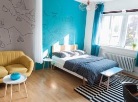 Apartment Rayé, Brno