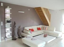 Appartement F3 Puntarellu, Bains de Caldaniccia