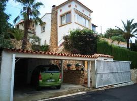 Villa Buenavista, Benissa