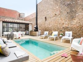 Marenya House, La Tallada