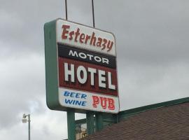 Esterhazy Motor Hotel, Esterhazy
