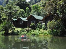 Sueños del Bosque Lodge, Ángeles