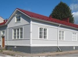 Villa Lundmark, Hanko