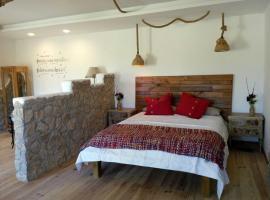 Hotel Mirador de Las Grullas, Montmesa