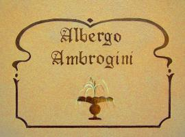 Hotel Ambrogini, Монтекатини Терме