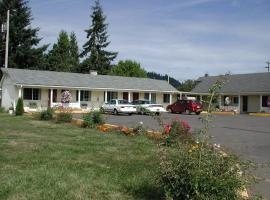 Valley Inn Motel - Lebanon Oregon, Lebanon