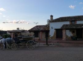 Casa Rural Finca Los Olivos, El Picazo