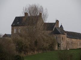 Le Chateau de Claids, Saint-Patrice-de-Claids