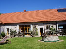 Apartments Modrá Vrata, Stříbřec