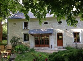 Gîte Moulin De Raslay, Morton