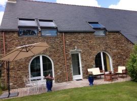 Elégante maison bretonne, Saint-Ouen-de-la-Rouërie