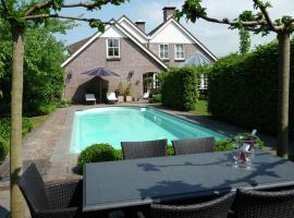 Holiday home B&B Eilandrijk 2p, Zuid-Scharwoude