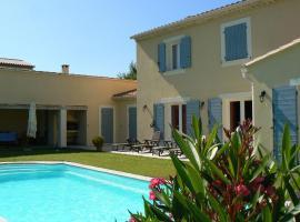 Villa Jaune, Vaison-la-Romaine