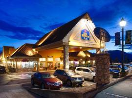 Best Western Plus Prestige Inn Radium Hot Springs, Radium Hot Springs