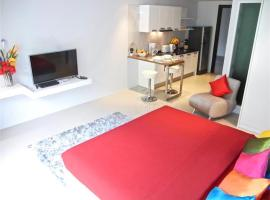 Emerald Patong Nice Studio with Balcony, Patong-part
