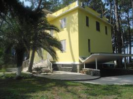Yellow House in Grigoleti, Grigoleti