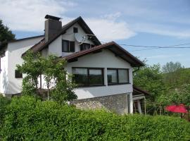 Villa Sumrak, Plitvica selo
