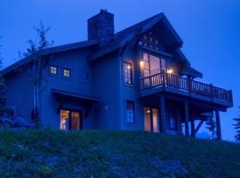 Moonlight Mountain Home 1, Big Sky