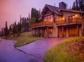Moonlight Mountain Home 36, Big Sky