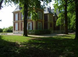 Hôtel Château de l'Hermitage, Ennery