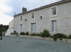Les Puvinieres, Breuil-Barret