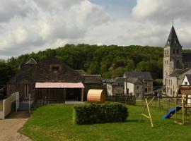 Le Domaine de la Ruelle, Spontin
