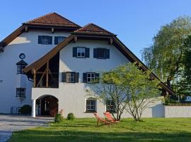 Hotel Moosleitner, Freilassing