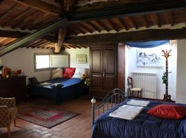 Borgolozzi Holiday House, Stigliano