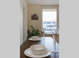 Stylish apartment in Vilnius city