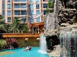 Atlantis Condo Resort By Panjama, Jomtien Beach