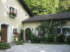 Villa Kalvarienberg, Bad Tölz