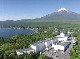 Hotel Mt. Fuji, Yamanakako
