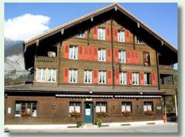 Hotel Rössli, Unterbach