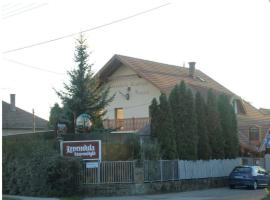 Levendula Panzio, Szentendre