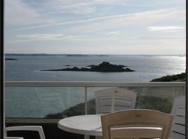 La Conchee, Saint Malo
