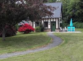 Gîte La Petite Maison May, La Chapelle-Urée