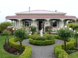 Villa Heights Bed and Breakfast, New Plymouth