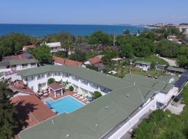 Elis Beach Hotel, Side