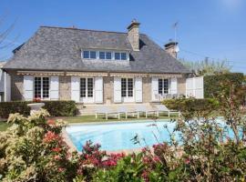 St Malo - Villa de luxe avec piscine chauffée, Saint Malo